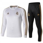 Sudaderas Real Madrid Blanco 2019
