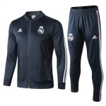 Chandal Real Madrid Dark Gris 2019