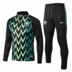 Chandal Nigeria Green Black 2018 2019