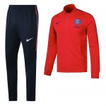 Chandal Psg Red 2017 2018